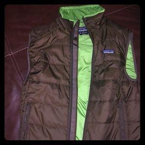 Men's Patagonia XS Puffer Vest